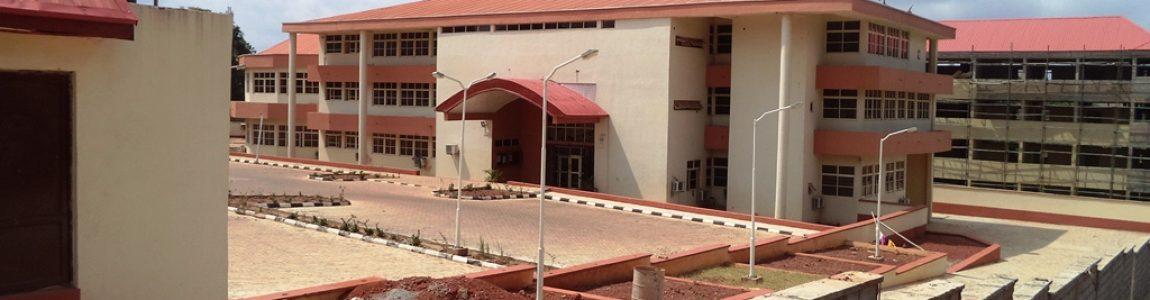 Admin & Registry Building